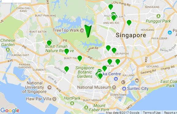 HSBC Singapore ATMs