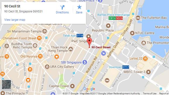 RHB Bank Singapore Main Branch